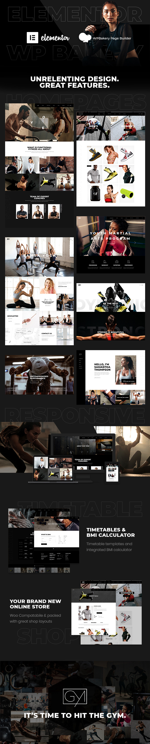 Powerlift - Fitness and Gym Theme - 2